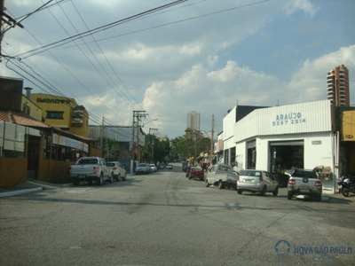 Terreno Comercial Ao Lado Da Avenida Abaão De Moraes - Ja11486