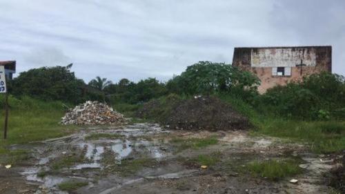 Imagem 1 de 7 de Terreno Frente A Rodovia Medindo 1167m² Em Itanhaém. 6493-pc