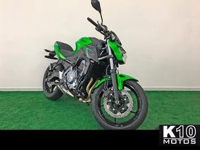 Kawasaki Z650 2017/2018 Verde