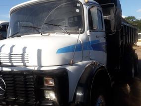 Caminhão Mb 2219 6x4 Ano 1986 Caçamba