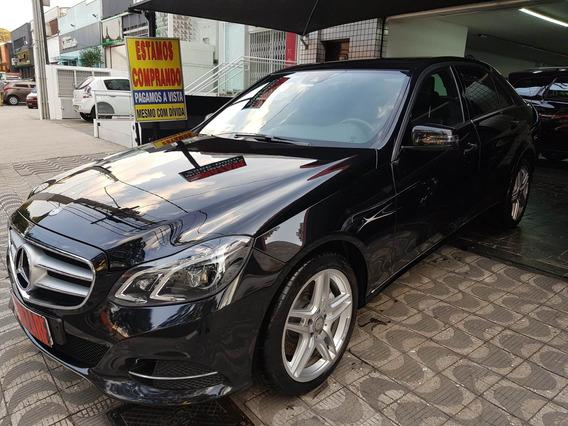 Mercedes-benz E 400 3.0 V6 Avantgarde Biturbo Gasolina 4p