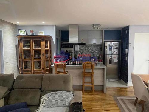 Apartamento Com 3 Dorms, Jardim Flor Da Montanha, Guarulhos - R$ 775 Mil, Cod: 6794 - V6794