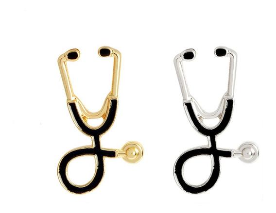 Pin Estetoscopio - Doctor Greys Anatomy Enfermera Medico