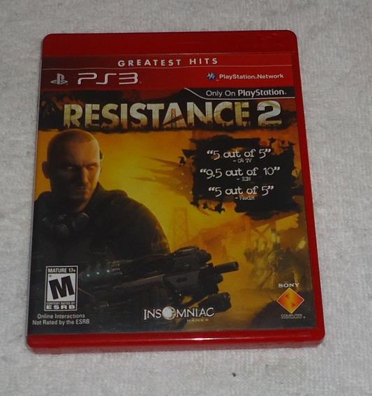 Resistance 2 Ps3 Gh Portugues * Frete Gratis