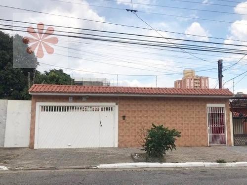 Imagem 1 de 13 de Casa Térrea Em Vila Esperança  -  São Paulo - 5577