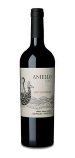 Vino Aniello Soil Corte De Merlot 750ml. - Envíos