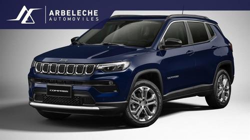 Jeep Compass Longitude 1.3t 2022 - Arbeleche