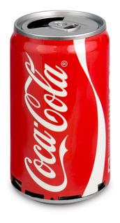 Set De 2 Altavoces Inalámbrico Portátil Coca Cola Con