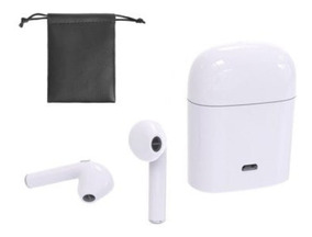 Fone De Ouvido Airpod Bluetooth I7s iPhone E Android
