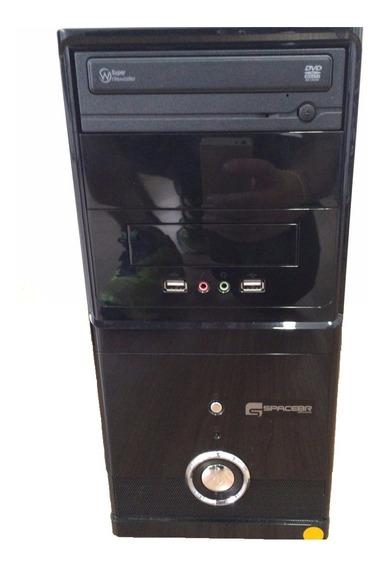 Computador Spacebr, Intel Ipx1800, 4gb Ram, 1tb Hd, Linux