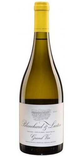 Blanchard Lurton - Grand Vin - Blend
