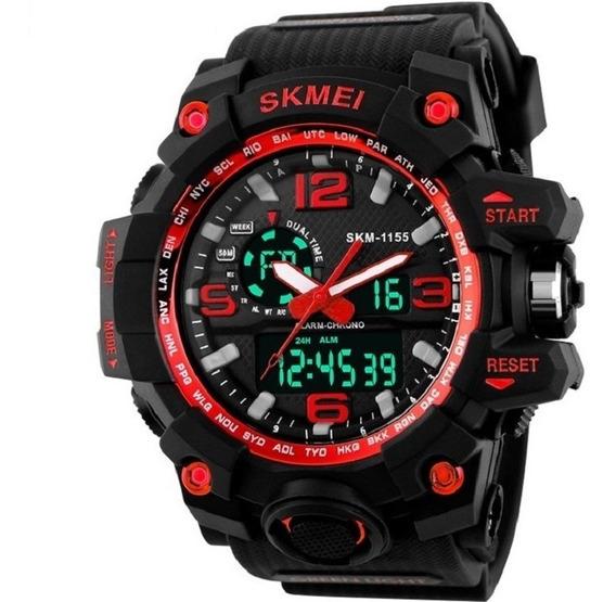 Relógio Masculino Skmei Esportivo Original Frete Grátis