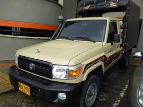 Toyota Land Cruiser Estacas Diesel Doble Tanque Original De