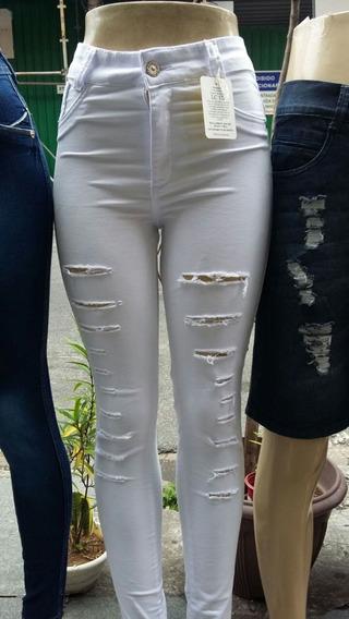 Calça Jeans Feminins Tamanho Grande Do 34 Ao 66 Atacado