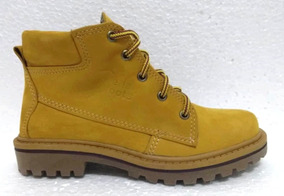 Bota Bella Boots 0701 (f) Milho/nobuck