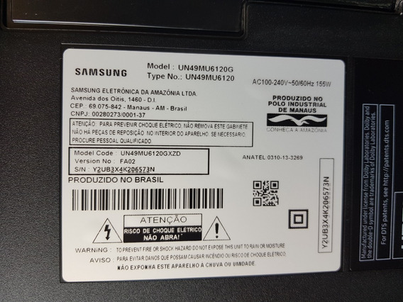Módulo Wifi Tv Samsung Un49mu6120gxzd-widt30q-bn59-01174d