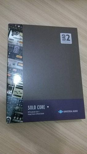 Placa Pci Universal Audio Solo