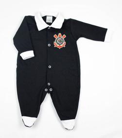 Tip Top Corinthians Recém Nascido Bebê Infantil