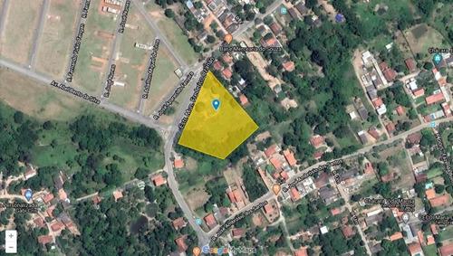 Área À Venda, 9109 M² Por R$ 1.350.000,00 - Jardim Santa Hermínia - São José Dos Campos/sp - Ar0049