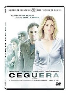 Ceguera Julianne Moore Pelicula Dvd