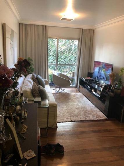 Apartamento Em Moema, São Paulo/sp De 100m² 3 Quartos À Venda Por R$ 1.091.000,00 - Ap265541
