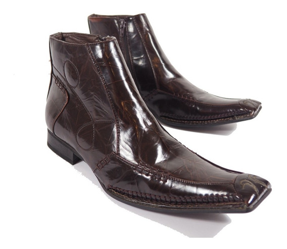 Unicas Y Ultima Bota Hombre Import Priamo Italy Brodery T/41