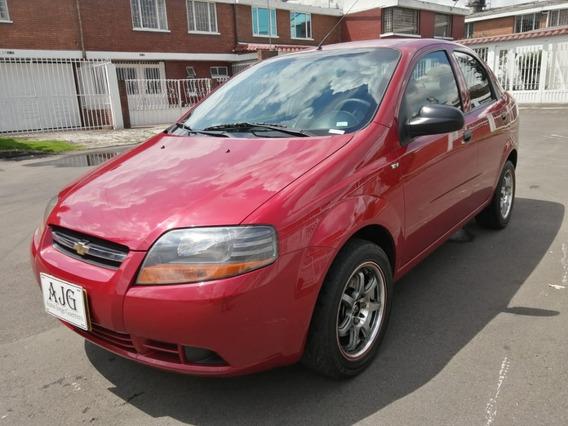 Chevrolet Aveo Ls Aa Cc 1600 Mt Ab Abs