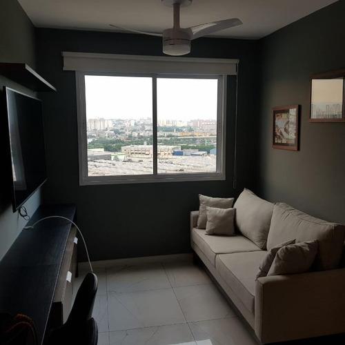 Apartamento Com 1 Dormitório À Venda, 31 M² - Barra Funda - São Paulo/sp - Ap26998