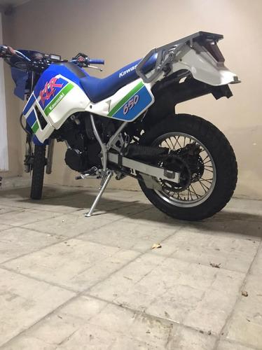 Kawasaki Klr650 A6