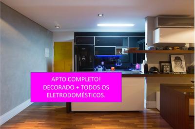 Apto 64mm2 Decorado Completo - Transf. Financ. Taxa 2014
