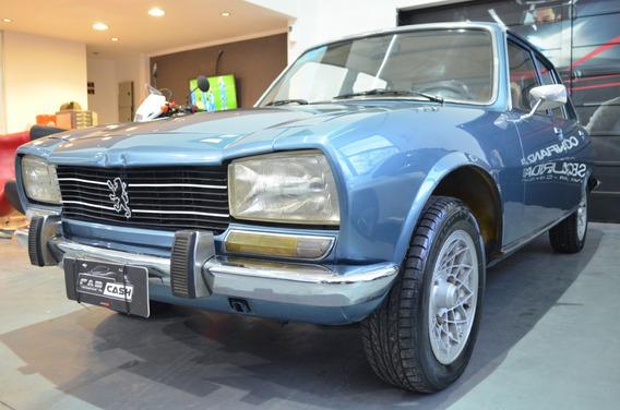 Peugeot 504 Sl 1980 - Car Cash