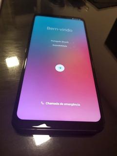 Smartphone Lg G7 Thinq Preto,lmg710 Android 8.0 64gb