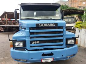 Scania 113 Novissima Com Qualidade E Excelente Procedência.