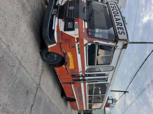 Mini Bus Midi Vw 9-150/140 Mwm Turbo Permuto Urgente Ofertas