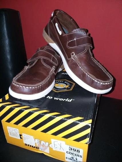 Zapatos Mocasines Náuticos Oxigeno (leer Descripcion)