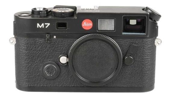 Câmera Analógica 35mm Leica M7 (betriebsk) Corpo