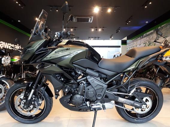 Kawasaki Versys 650 Abs 2020 -0 Km- Pronta Entrega! (ju)