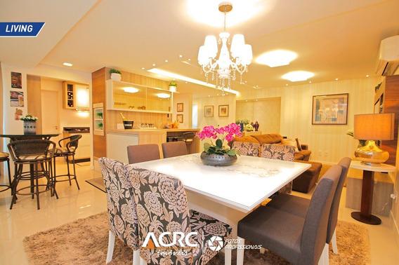 Acrc Imóveis - Apartamento Mobiliado Com Aquecimento À Gás Para Venda No Bairro Velha - Ap03584 - 68070351