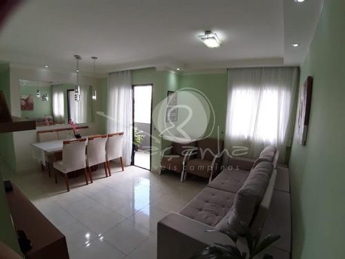 Apartamento Para Venda No Jardim Do Lago Em Campinas - Imobiliária Em Campinas - Ap04290 - 69365355