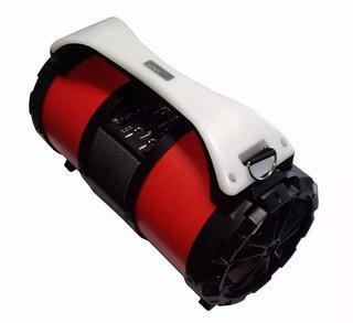 Parlante Bazooka Portatil Bluetooth Sewy Pbt-05 Usb Sd 25w