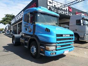 Scania 124 360 4x2 1998 Ar-cond= T 124 400 420 Volvo Nh Fh