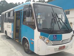 Micro Ônibus Comil Pia Vw9150 2011/11 22lug Revisado Aurovel