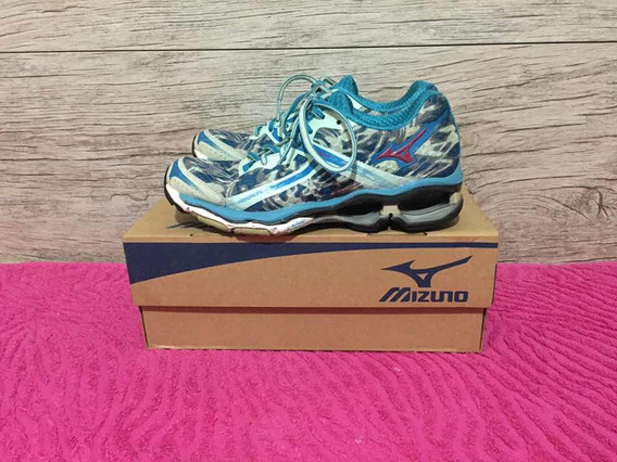 Tenis Mizuno Wave Creation. N35