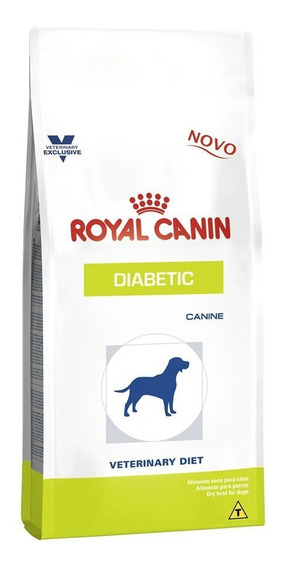 Ração Royal Canin Veterinary Diet Diabetic 10kg