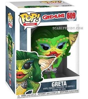 Funko Pop Gremlins Greta 609 Original Funko Scarlet Kids