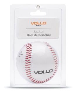 Bola De Beisebol Vollo - Rebatida Ainda Mais Perfeita