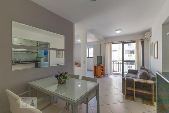 Apartamento No 8º Andar Mobiliado Com 1 Dormitório E 1 Garagem - Id: 892962754 - 262754