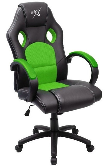 Cadeira Gamer Br-x D-305 Verde