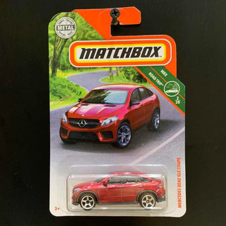Matchbox Mercedes Benz Gle Coupe 2019 Oliwagens