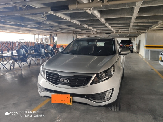 Kia Sportage At2000cc